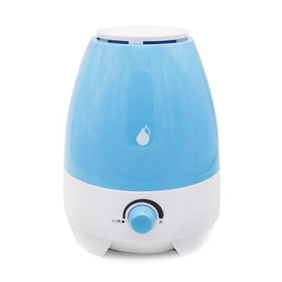 Quiet Humidifier 360 degree rotatable nozzle output Filter-Free 0.93 Gallon 3.5L / 0.93G