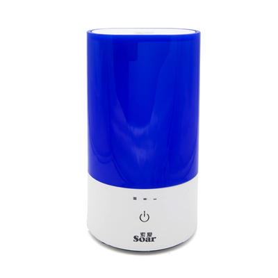 Touch key control Small Humidifier With Essential Oil Tray Everlasting 2.5L / 0.66G