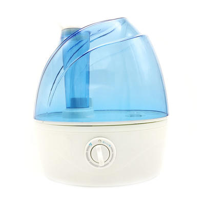 Electric Humidifier 360 degree rotatable nozzle output Ultra Quiet Cool Mist capacity 2L / 0.53G